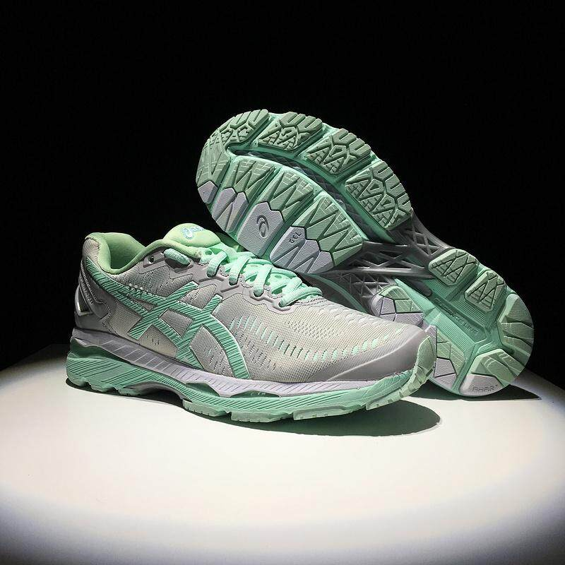 huge selection of 8bdcb 5cc3e Classic Asic Gel-Kayano 23 Breathable Running Shoe Gel KAYANO 23 Fashion  Casual Sports Shoes Sneakers For Women T696N-9687