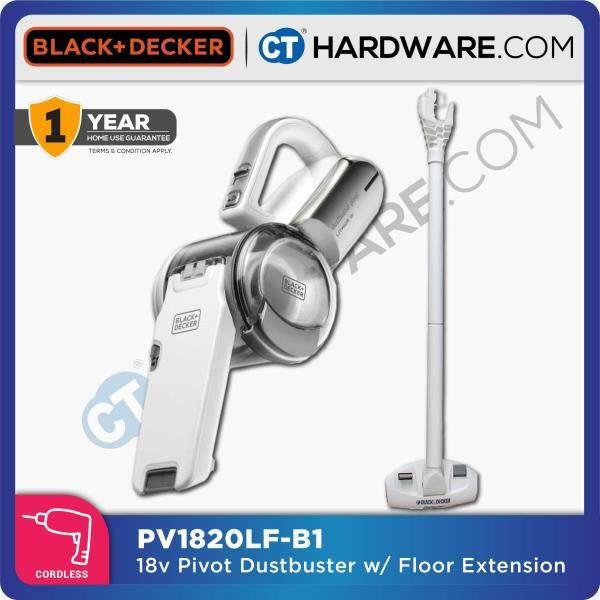 BLACK & DECKER PV1820LF PIVOT DUSTBUSTER 18V LI-ION