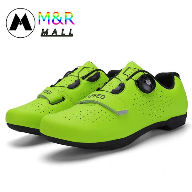 Giày Đạp Xe M & R Không Khóa, Xe Đạp Đường Trường, Xe Đạp Leo Núi, Giày Nam Nữ, Giày Quay Đế Cứng Thông Thường, Giày Sneaker Đạp Xe Chuyên Dụng giá rẻ