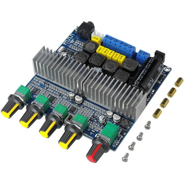 Bảng giá Bo mạch khuếch đại âm thanh kỹ thuật số 5.0, âm lượng bảng khuếch đại 2.1 TPA3116D2 100W + 50W + 50W DC 12-24V - INTL