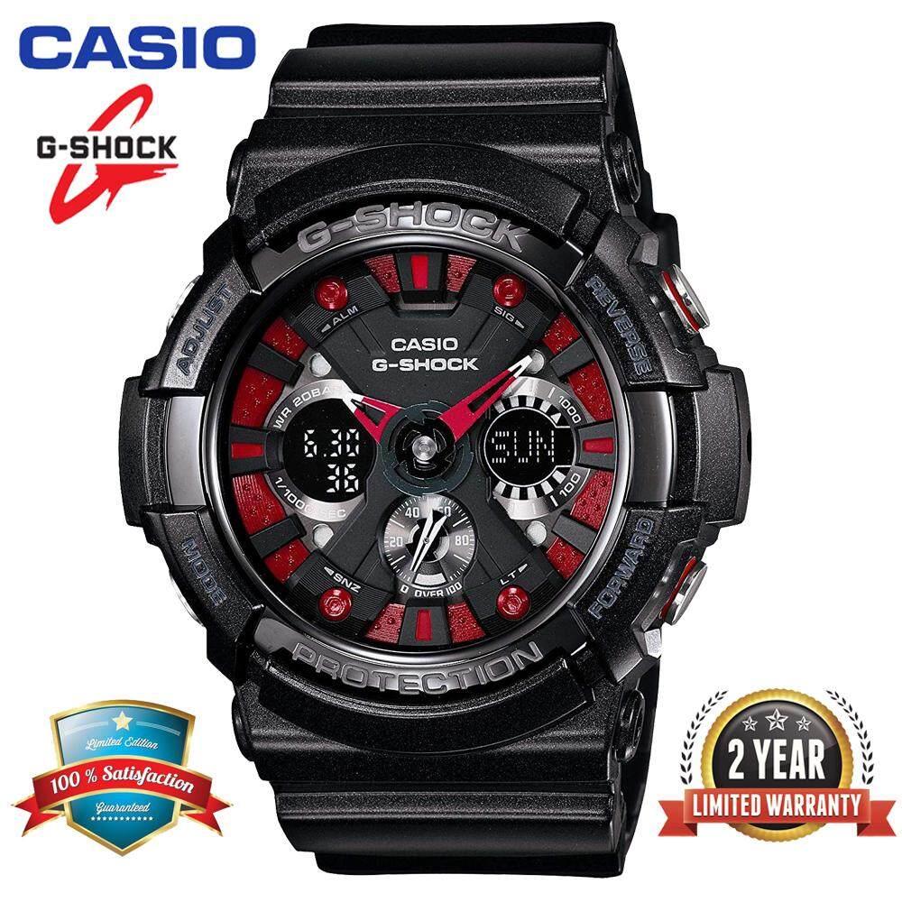 3d0b685a0aad (Ready Stock) G Shock GA200 Men Sport Watch Duo W/Time 200M Water