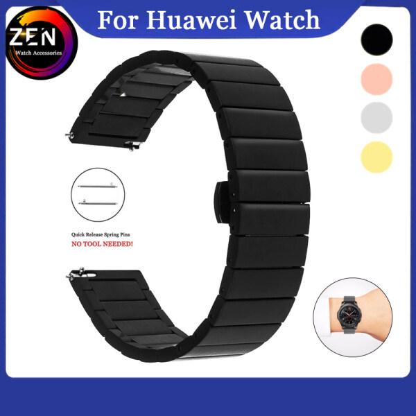 Dây Đeo Đồng Hồ Bằng Thép Không Gỉ Thông Dụng 18Mm 20Mm 22Mm Cho Samsung Galaxy Watch 42Mm 46Mm Samsung Watch 3 41Mm 45Mm Gear S3 Dây Đeo Thay Thế