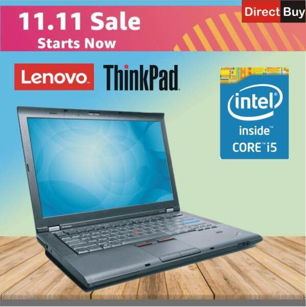 Lenovo Thinkpad T410 14.1  Intel Core i5-520, 4GB,  Windows 7 Professional Malaysia