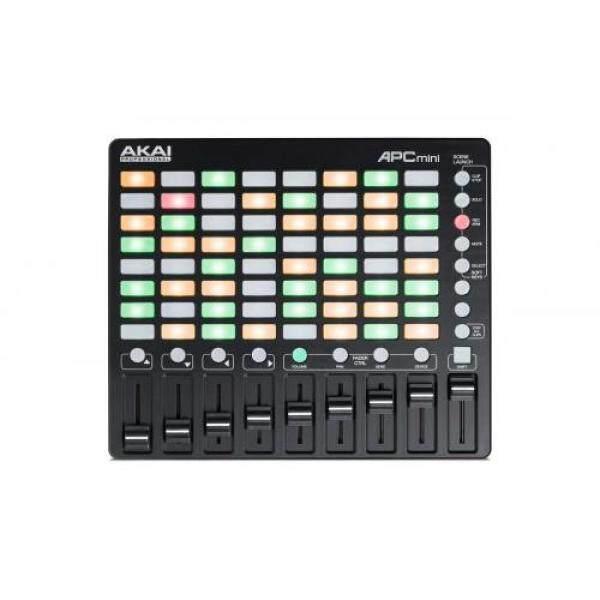 Akai Professional Small USB MIDI controller 64 clips APC mini with Ableton Live Lite Malaysia