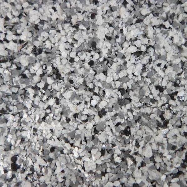 GREY MIX ( 1kg Epoxy Colour Flake ) for Toilet, Kitchen Floor Tile Leaking Anti-slip Coating / Flake only