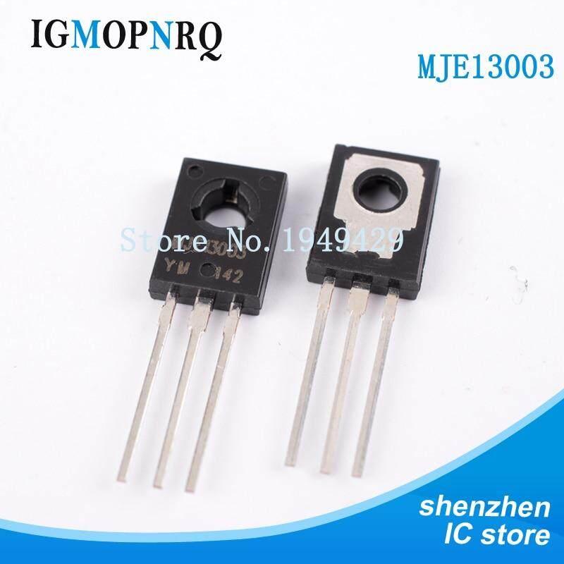 MJE 13003  TO-126 2X TRANSISTOR  MJE13003