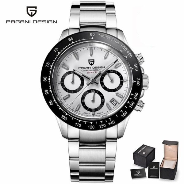 2019 Pagani Design Mens Watches Quartz Wrist Watch Mens Watches Top Brand Luxury Watch Men Business Waterproof Watch Men Malaysia