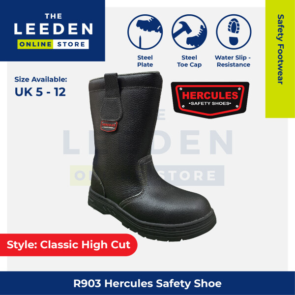 HERCULES R903(FS903) Safety Shoes by Leeden Online Store by Leeden Online Store