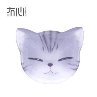 Gương Trang Điểm Mini Bằng Thép Không Gỉ Cho Mèo Gương Nhỏ Siêu Mỏng Cầm Tay Hoạt Hình Dễ Thương, Cô Gái Có Thể Không Rơi Nặng thumbnail