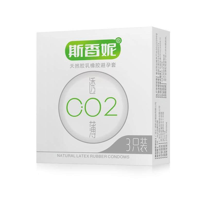[CEGAH HAMIL & SYOK] ❤️Condom ZERO 002 Kondom Lelaki 安全套 超薄避孕套 3pcs Sex Toys