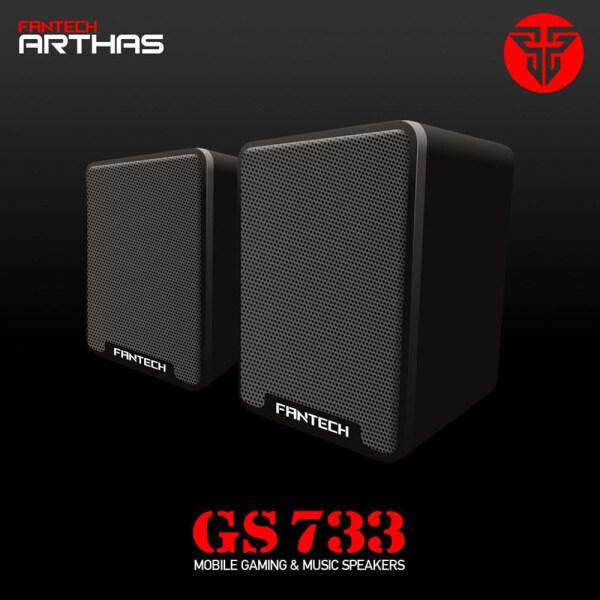 Fantech GS733 Gaming Speaker (random color) Malaysia