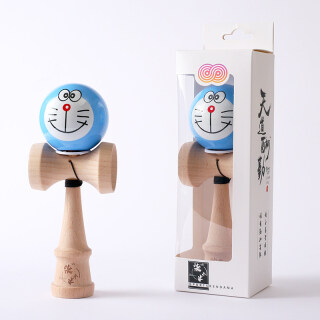 Pokemon Style Professional Wooden Toy Outdoor Sports Kendama Toy Ball Early Educational Toy For Children And Adults Birthdays Gifts thumbnail