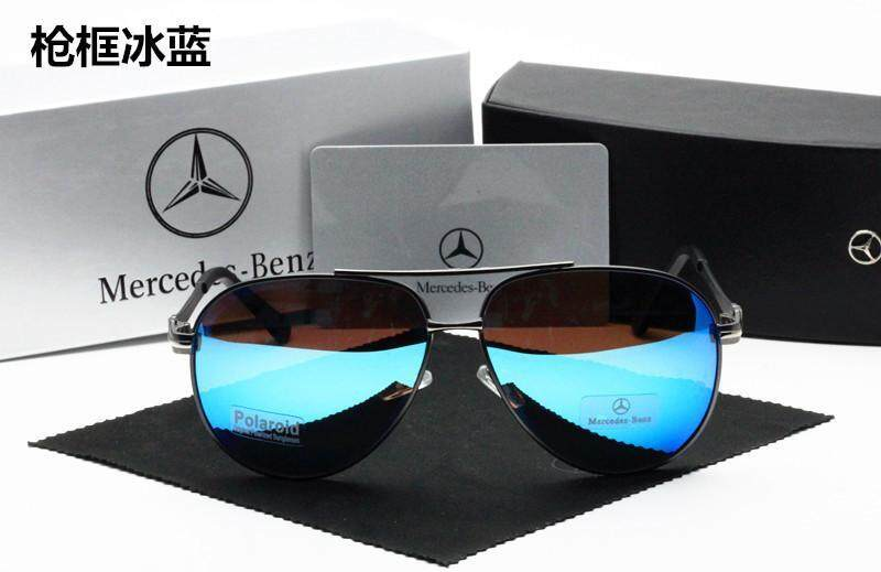 WY Ting 2019 Baru Mengemudi Memancing Alloy Frame Kacamata Antik Retro Kacamata  Hitam Terpolarisasi Cermin Aviasi 12502fe76d