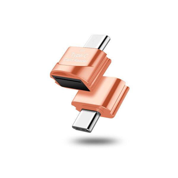 Bảng giá Đầu Đọc Thẻ Nhớ Micro-USB/Type-C Tốc Độ Cao, Bộ Chuyển Đổi Điện Thoại TF Micro-SD OTG Phong Vũ