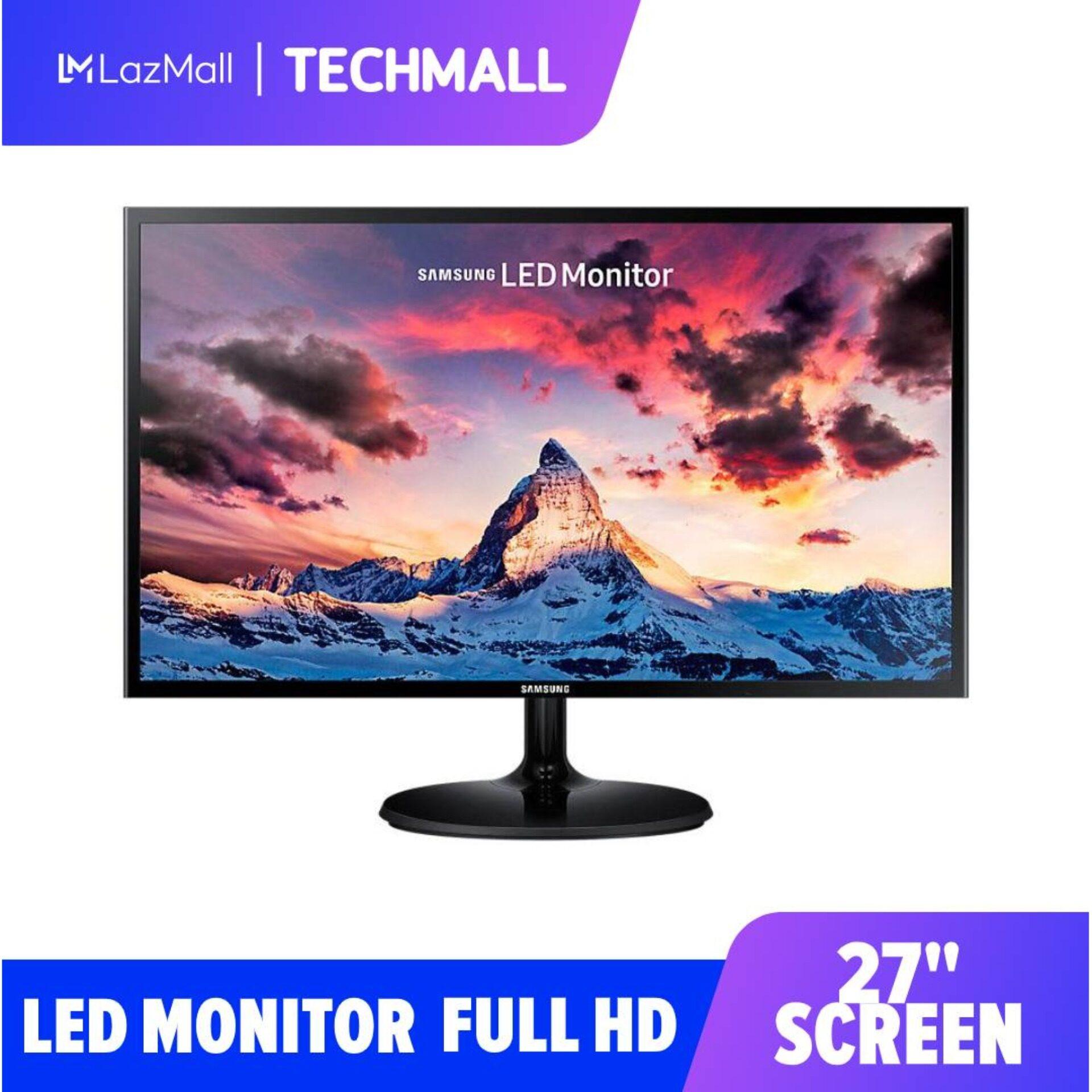 Samsung 27 FULL HD LED Monitor LS27F350FHEXXM Malaysia