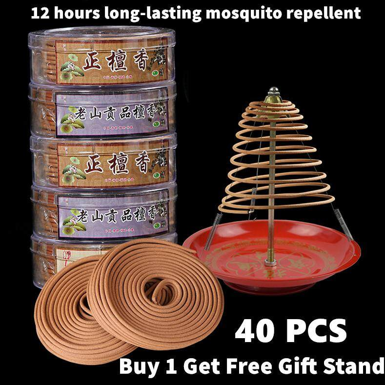 3-Pack Coghlan/'s Mosquito Coil Holder Bug//Insect Repellent Burner for Camping