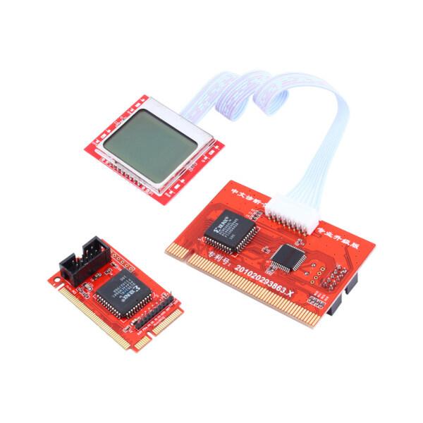 Bảng giá Máy Tính Để Bàn Tiếng Anh PCB PC Máy Tính Xách Tay Bo Mạch Chủ Máy Phân Tích Thẻ Kiểm Tra PTI8 Công Cụ Phát Hiện Chẩn Đoán Thẻ Phong Vũ