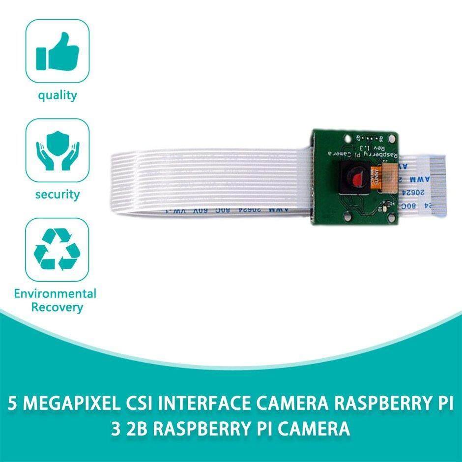 Elec 5 Megapiksel CSI Kamera Antarmuka Raspberry Pi 3 2B Kamera Raspberry Pi
