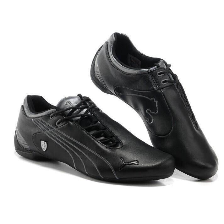 SLK ★ free shipping puma X ferrari all back out for men sport shoe breathble 40-45