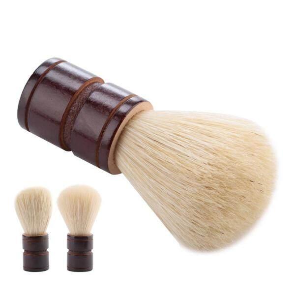 Bàn Chải Cạo Râu, Bàn Chải Cạo Râu Của Nam Giới Bàn Chải Cắt Ria Mép Nylon Công Cụ Tạo Kiểu Tóc Cắt Tóc Cây Sen + Lông