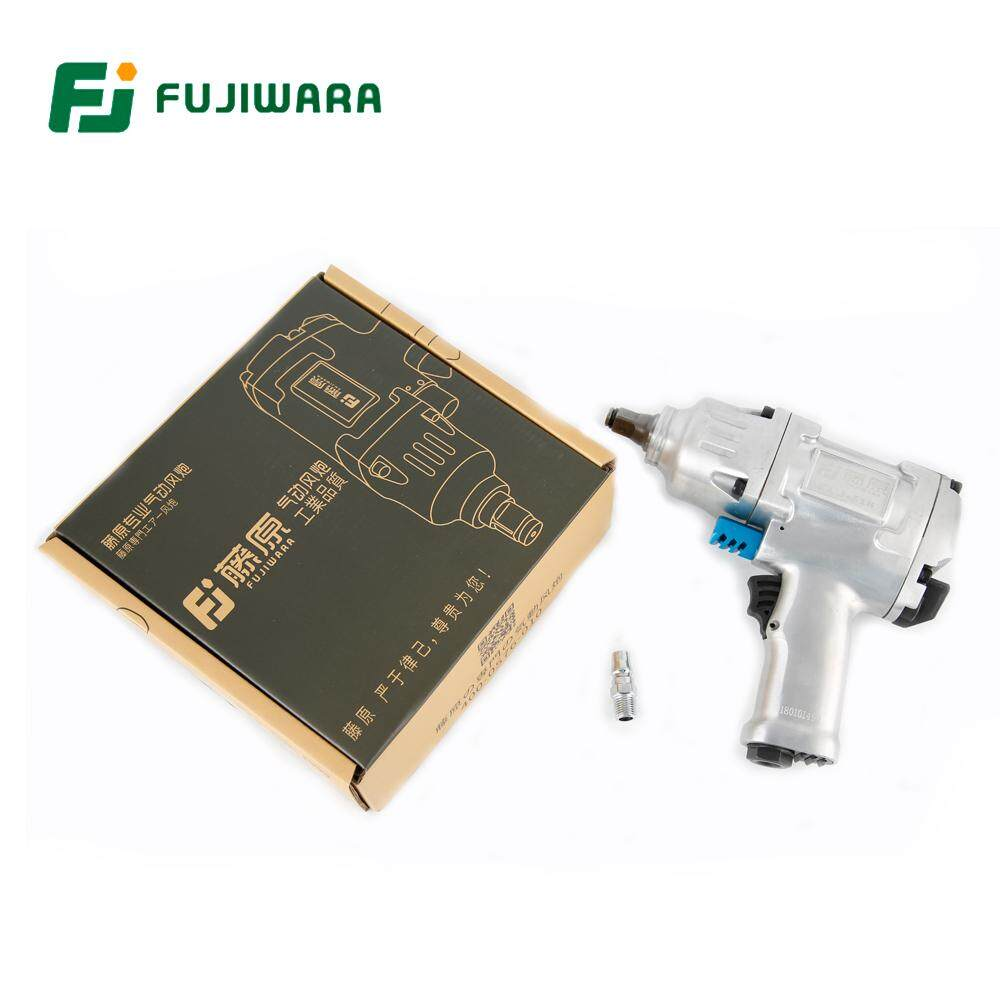 FUJIWARA Industrial Class 1/2 1200N.M Pneumatic Wrench Large Torque Pneumatic Tool Tyre Disassembly Torque Wrench