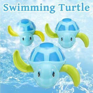 Đồ Chơi Rùa Tắm Cho Trẻ Sơ Sinh, Cho Bé 1-3 Tuổi Chai Rùa Bơi thumbnail