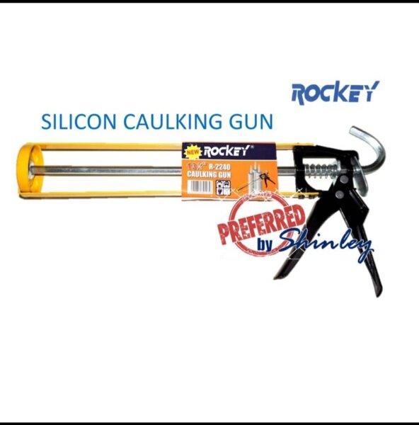 SILICON CAULKING GUN