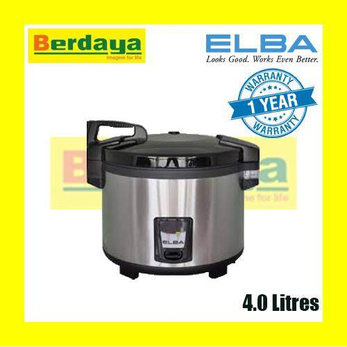 ELBA Commercial Rice Cooker 5.4L ECRC-D5419 Stainless Steel