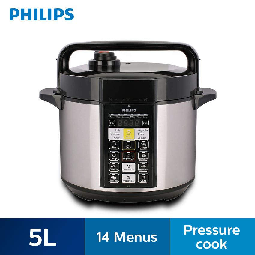 Philips Electric Pressure Cooker 5.0L HD2136 (HD2136/60)