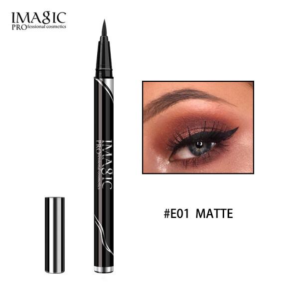 Bút kẻ mắt dạng lỏng không thấm nước và bền màu thích hợp với mọi loại da - INTL