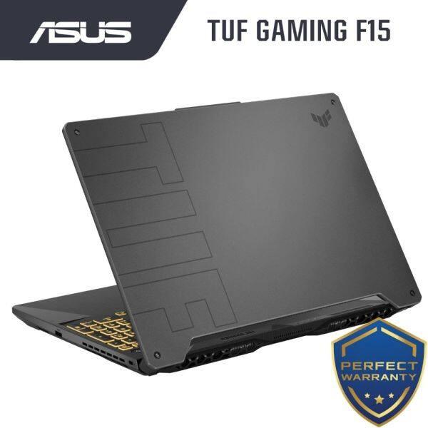 Asus TUF Gaming Laptop F17 FX706H-CHX065T | i5-11400H | 8GB RAM 512GB SSD | 17.3FHD 144Hz | NVD RTX3050 | W10 | TUF BAG Malaysia