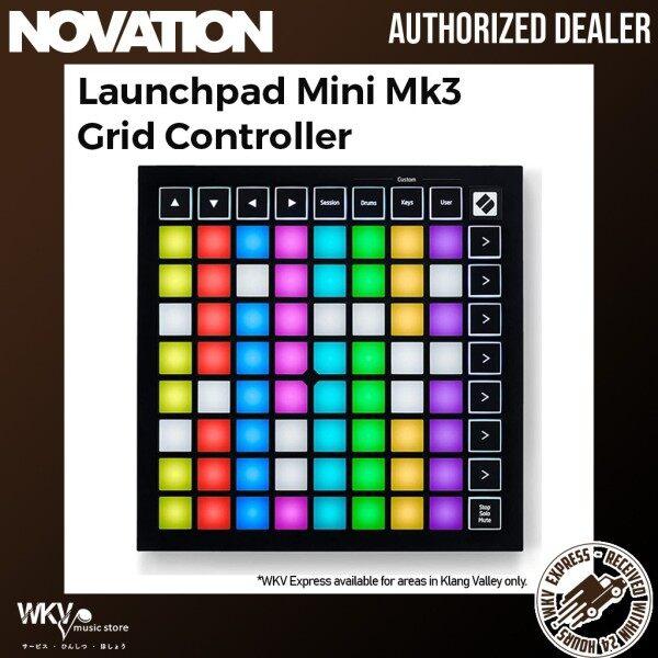 Novation Launchpad Mini MK3 USB MIDI Controller Launch Pad (Ableton Live Mini MKIII MK 3) Malaysia