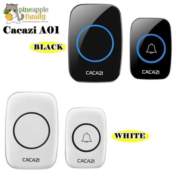Cacazi A10 Wireless Door Bell Latest 100-150M ButtonWaterproofDoorbellWaterproof