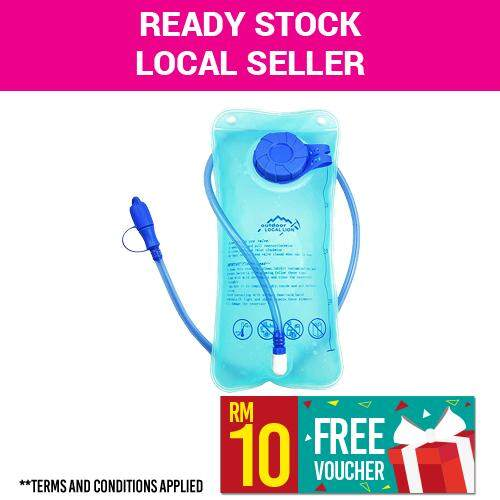 [one Day Promo] 1.5l Hydration Bladder Water Bladder With Long Tube By Ptt Shop.