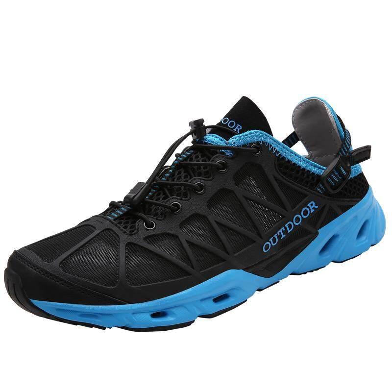 Chuangyu Pria Sport Air Musim Panas Sepatu Mesh Aqua Cepat Kering Pantai  Sepatu Mendaki 51bf6a3782