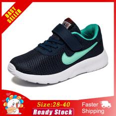 Giày Thể Thao Phefee Cho Bé Trai Bé Gái, Giày Chạy Bộ Giày Cao Su Thông Dụng Thoáng Khí Siêu Nhẹ Cỡ 28-40 Dành Cho Lứa Tuổi 5-16 Tuổi