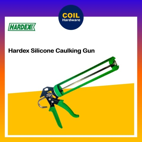 100% ORIGINAL 15 HARDEX Silicone Gun Caulking Gun / Heavy Duty / Silikon Gun