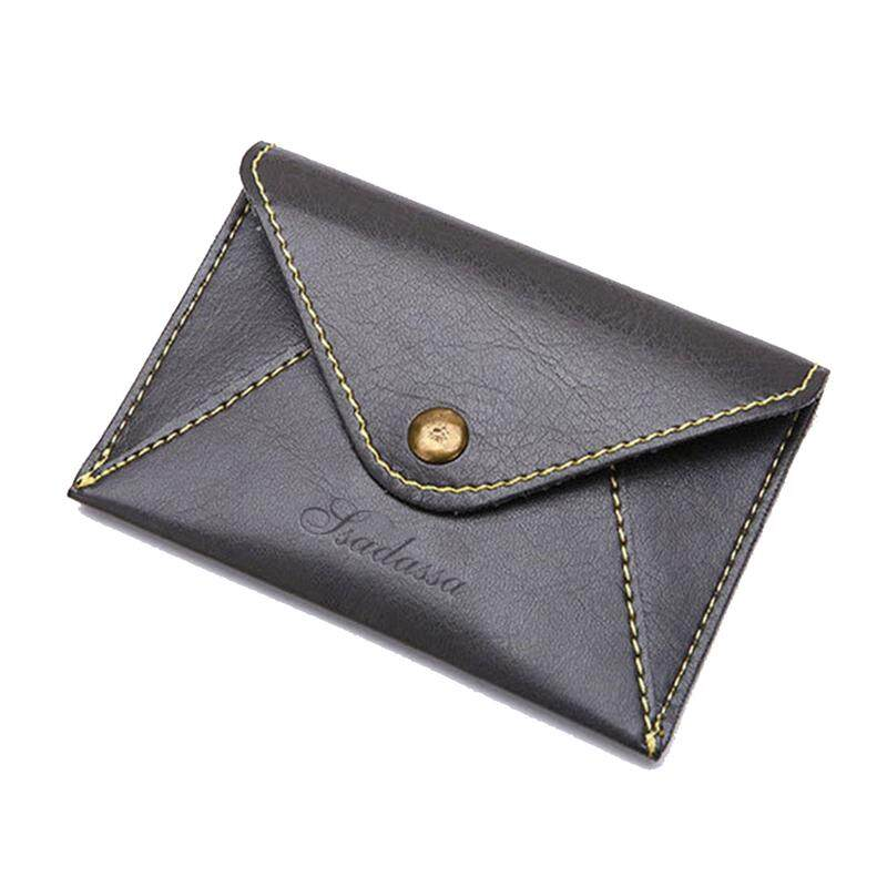 99804387568d Leather Small Coin Card Key Wallet Pouch Mini Purse