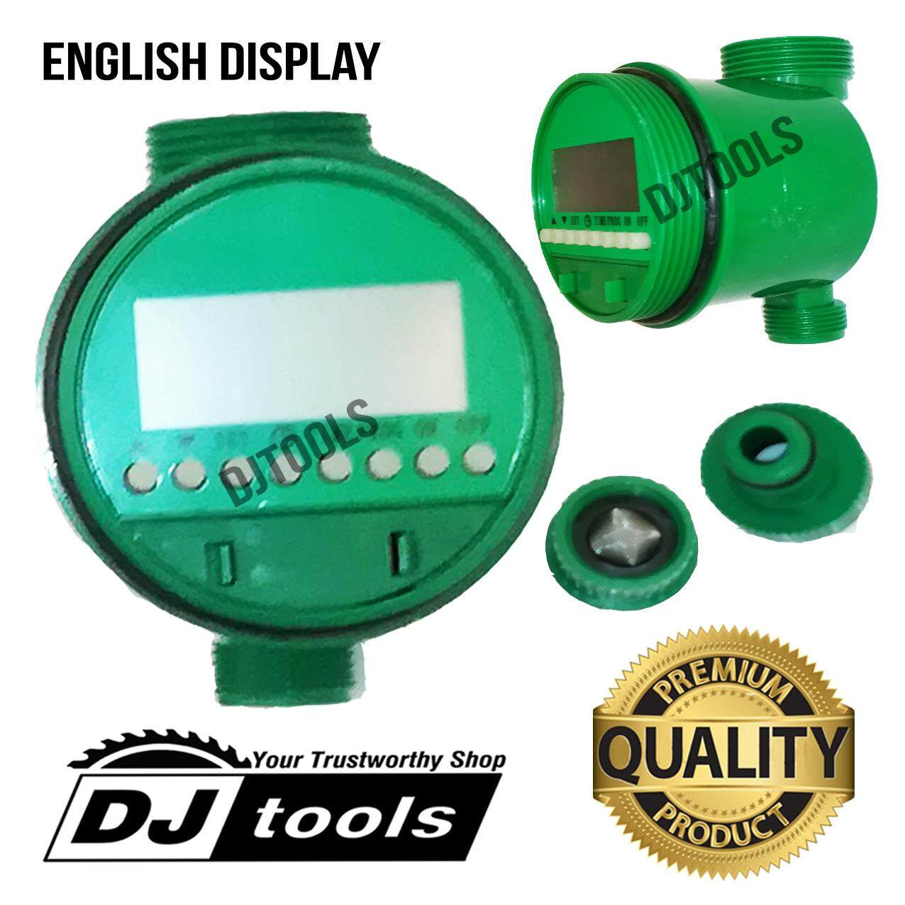Malaysia Water Timer LCD Display Irrigation Timer