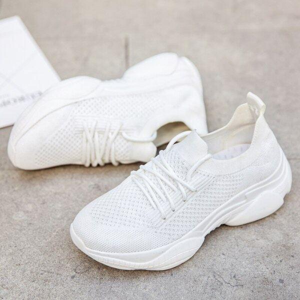 Bảng giá Tenis Feminino phụ nữ Giày quần vợt thương hiệu nữ trắng hồng đen chạy bộ thể thao giày giảng viên ngoài trời mềm thoải mái đi bộ Sneaker 1