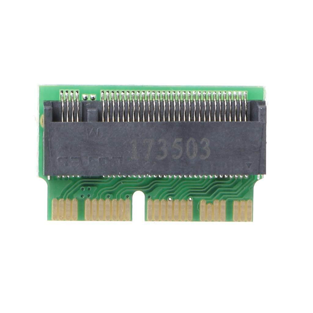 Giá Khóa M M.2 Card PCI-E To 12 + 16Pin Ahci SSD Adapter Thẻ