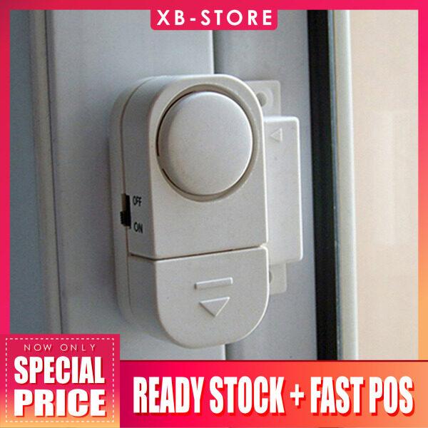 [ XB-STORE ] Burglar Security Alarm System Wireless Home Door Window Motion