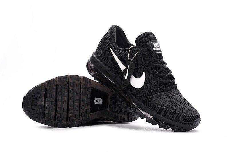 _Air MAX 2017 Running shoes full palm nano Disu technology Sports Men shoes hot Sneakers 40 45