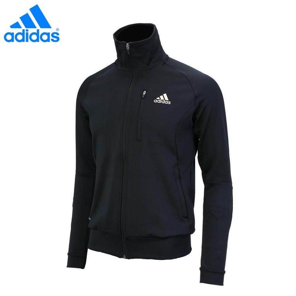 Men's Clothing Fine Adidas Manchester United Wind Breaker Jacket Hood Top Training Soccer Football Men
