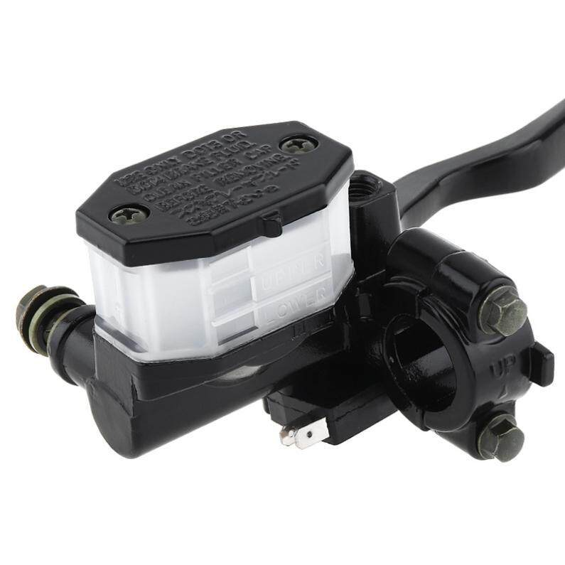 Metal Right Master Brake Pump With Lever for Suzuki GN125 GS125