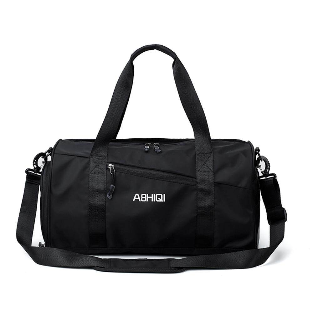 155c2c4e9e0 OnLook Sports Gym Oxford Cloth Lining texture polyester Duffel Bag with  Shoe Compartment Waterproof Travel Holdall