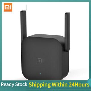 [Ship trong vòng 24 Giờ] [In Stock] Xiaomi Wifi Amplifier Pro 300Mbps 2.4G Không Dây Repeater với 2 2 dBI Antenna Tường Cắm Wifi Mở Rộng Phạm Vi Tín Hiệu Booster cho XiaoMi Router thumbnail