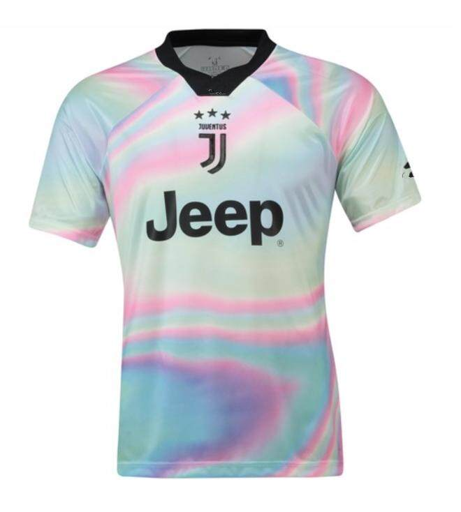 promo code 5cfd0 9eeba Juventus Real Madrid Bayern Munich Limited Edition Jersey EA Sports Fourth  Digital Kits