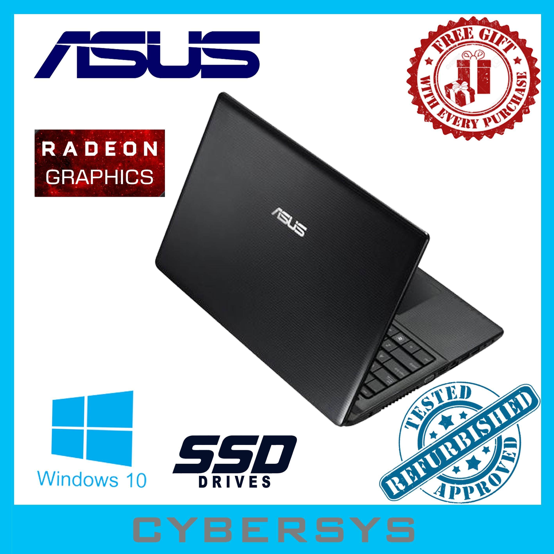 Gaming Asus Intel(R) Core i5 8GB 120GB SSD Laptop Notebook (Refurbished) Malaysia