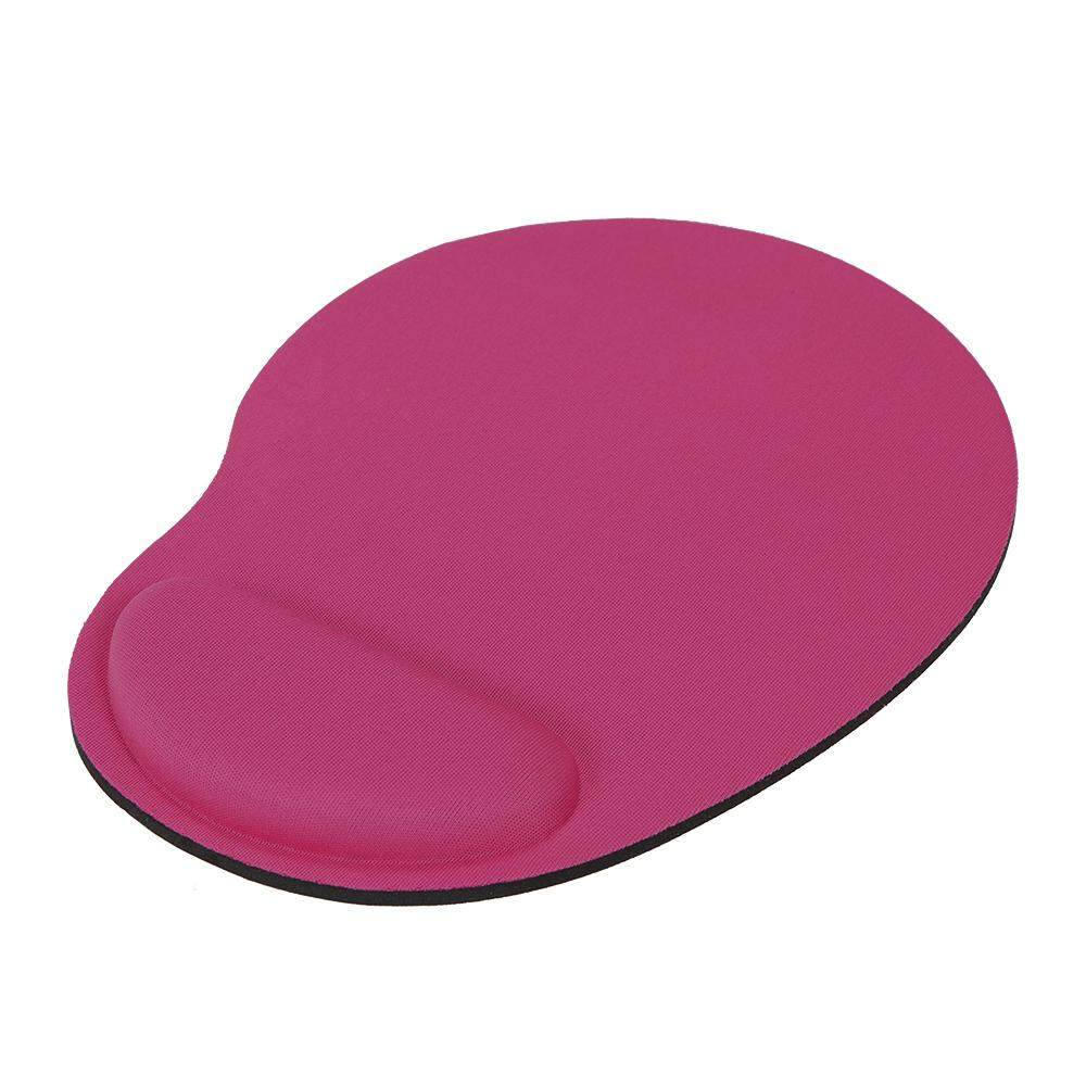 Mouse Pad Comfortable Mouse Mat with Wrist Rest Support for PC Laptop(Pink) Malaysia